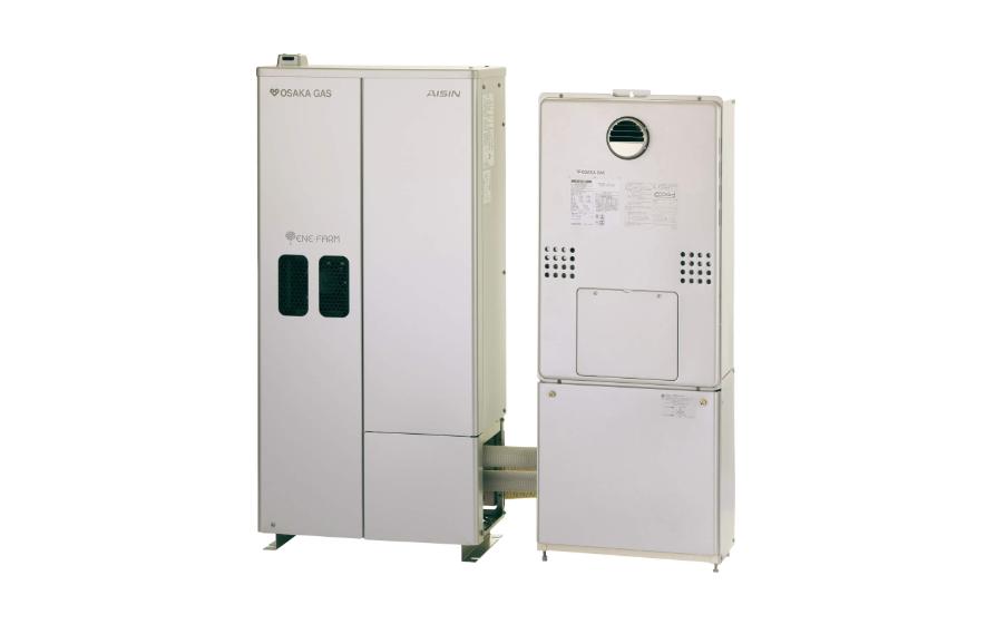 家庭用燃料電池コージェネレーションシステム「エネファーム」